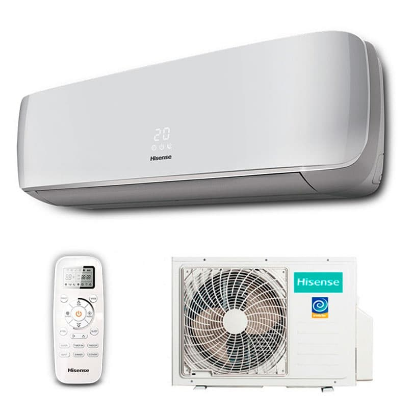 Hisense PREMIUM DESIGN SUPER DC INVERTER AS-18UR4SVETG67